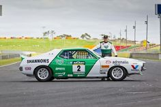 Touring Car Masters: Jim Richards new AMC Javelin - Motorsport Retro ... but Jim Richards says the Shannons 1972 AMC Javelin sedan he will debut at Adelaide's Clipsal 500 opening round of 2012 Touring Car Masters on March 4