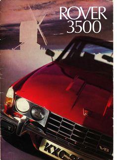 1970 Rover 3500 brochure | < 379° D Ber (jap) https://de.pinterest.com/mr4261/rover-p6-p6b-tc-3500-2200-2000/
