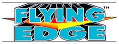 Flying Edge logo #sega Video Game Logos, Edge Logo, Speech Language Therapy