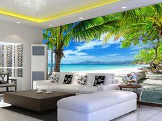 pintura parede paisagem - Pesquisa Google