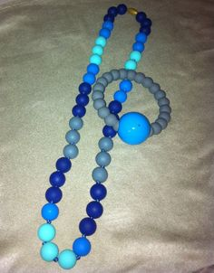 Chewbeads Jewellery and Teething Toys - Enter Here Canada Holiday Gift Guide, Holiday Gifts, Teething Toys, Turquoise Necklace, Pearl Necklace, Beaded Bracelets, Pearls, Chain, Jewellery
