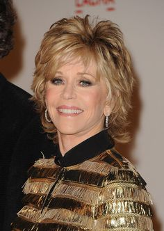 Jane Fonda in LACMA's Art + Film Gala 2011 - Arrivals