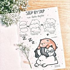 We bare bears ❤ – It's Friday again ! So many assignments to complete 😩ugh … We bare bears ❤ – It's Friday again ! So many assignments to complete 😩ugh jiayous everyone 😌 – So excited to complete my bujo but no time… Bullet Journal Banner, Bullet Journal Aesthetic, Bullet Journal Notebook, Bullet Journal Ideas Pages, Bullet Journal Inspiration, Doodle Drawings, Easy Drawings, Doodle Art Journals, Drawing Journal
