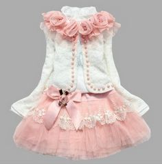 12.- 3 piezas: Chaqueta + camiseta + tutú / 3 pieces: Jacket + shirt + tutú. Colores / Colors: Amarillo, Rosa, Blanco / Yellow, Pink, White. Pedidos / For order: shopping.lts@gmail.com
