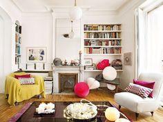Очаровательная квартира в Мадриде - Дизайн интерьеров | Идеи вашего дома | Lodgers