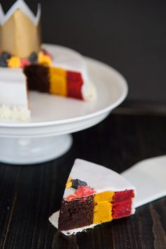 Vertical Layer Cake