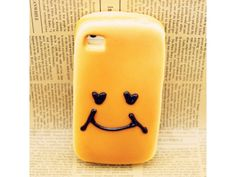 Cute 3D Bread Case For iPhone 4