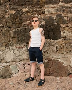 Boys sandals for spring/summer 2015 at Young Soles