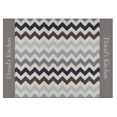 Feather Tones Chevron Glass Cutting Board ...............This design features a Feather Tones Chevron pattern. These colors are can be found on a wing of a bird. It gives you a spiritual feeling about this design. The TEXT on both sides (left and right) can be customized with your own name. Check out my store for more colors
