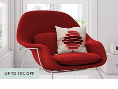 Modern Furniture, Lighting & Decor Mid Century Modern Furniture, Furniture Companies, Egg Chair, Light Decorations, Home Office, Mid-century Modern, Lighting, Home Decor, Decoration Home