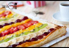 Blog de cocina con recetas y fotografías.