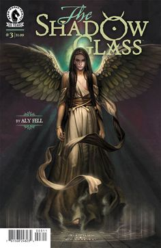 Preview: The Shadow Glass #3, The Shadow Glass #3  Story: Aly Fell Art: Aly Fell Cover: Aly Fell Publisher: Dark Horse Publication Date: May 18th, 2016  Price: $3.99  Ros...,  #All-Comic #All-ComicPreviews #AlyFell #Comics #DarkHorse #previews #TheShadowGlass