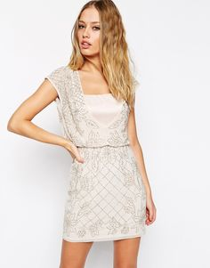 Needle & Thread Embellished Aura Dress