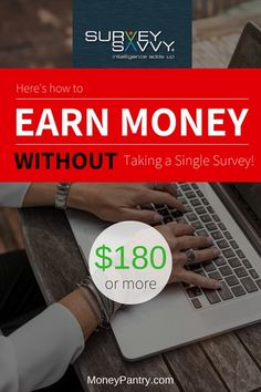 Here's what you need to know make more money with SurveySavvy (and even get paid without taking surveys!)...