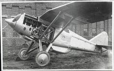 Samoloty Polskie : Z awionetek w myśliwce. PZL P8
