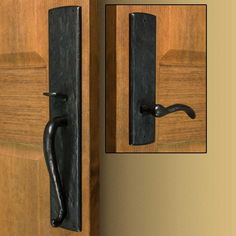 Fresh Rustic Entry Door Handlesets