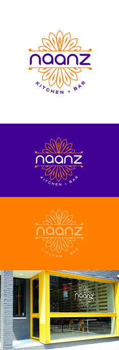concept for a trendy Indian restaurant designed by Vishal Cabral