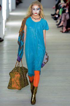 London Fashion Week: Vivienne Westwood Red Label. Fall/Winter 2013/2014