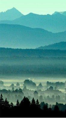 Majestic mountains i