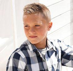 Hair Styles For Kids Boys Undercut Ideas Boys Haircut Styles, Boy Haircuts Short, Trendy Haircuts, Haircuts For Men, Kids Hairstyles Boys, Little Boy Hairstyles, Girl Hairstyles, Boys Undercut, Undercut Pompadour