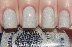 Black Dahlia Lacquer - Olaf's Snowflowers
