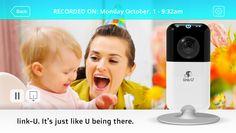 Link-U, The World First Hybrid Connection Smartcam