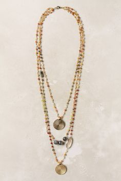 Costa Collection Necklace - anthropologie.com