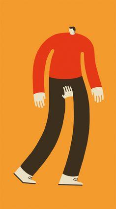 Best illustrations of 2013 on Behance