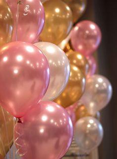 ༺Balloons & Cake༺