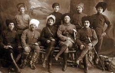 Siberian partisans / Сибирские партизаны Командиры восточно-забайкальских партизан