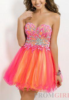 SHORT STRAPLESS SWEETHEART PROM DRESS on Chiq $360.00 http://www.chiq.com/short-strapless-sweetheart-prom-dress-0