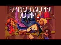 Mała Orkiestra Dni Naszych - Piosenka o szacunku dla innych - YouTube Montessori, Comic Books, Youtube, Comics, School, Children, Cover, Speech Language Therapy, Therapy