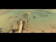 Salento ENSO beach litoranea San Foca (Salento) - YouTube