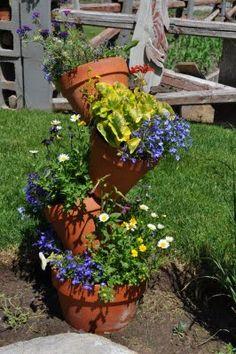 madhatter flower pots