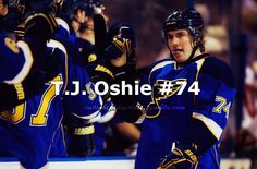 T.J. Oshie #74