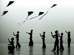 Wind Shadow, by Cloud Gate Dance Theatre of Taiwan
