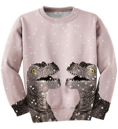 DINOSAURS SWEATER | Aloha From Deer