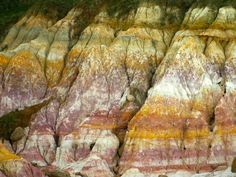 The Paint Mines, located just outside of Colorado Springs provide wonderfully colorful glimpses into a rich geological and cultural history of Colorado.
