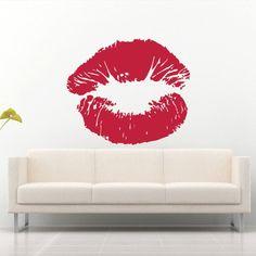 Wall Decal Decor Decals Art Lips Pomade Kiss Love Beauty Salon Makeup (M523) DecorWallDecals http://www.amazon.com/dp/B00G0MI4AU/ref=cm_sw_r_pi_dp_Yqq1ub0BR53G6