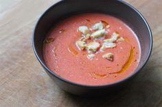 Gazpacho Léger « Mango and Salt