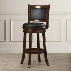 "Orangeville 29"" Swivel Bar Stool"