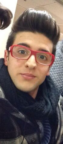 Piero ⭐️IL VOLO⭐️ Madison Square Garden, NYC 3/6/2014. For my young Piero fan!