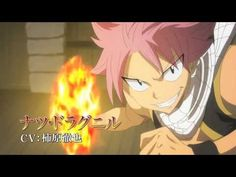 NEw Fairy Tail anime will premiere on April 5th TVアニメ 「FAIRY TAIL」 新シリーズ PV