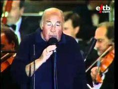 Txoria Txori - Mikel Laboa y el Orfeón Donostiarra-classic song,always brings me to tears.
