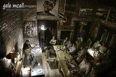 #KoosKombuis does it in the dark at the Cottage Club