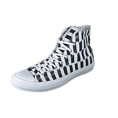Converse Unisex Chuck Taylor All Star High Top Sneakers Optical White >>> Click image to review more details.