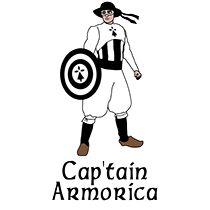 Captain Armorica La Bretagne a elle aussi son Super Héro ! Les Superman, Batman, Xmen etc peuvent aller se rhabiller !