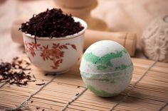 Drop the fizzy in a warm bath and relax! Herbal Bath Bombs from WhippedUpWonderful are always a hit as gifts!