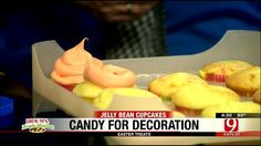 Jelly Bean Cupcakes - News9.com - Oklahoma City, OK - News, Weather, Video and Sports |