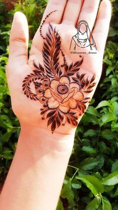 Floral Henna Designs, Mehndi Designs Book, Finger Henna Designs, Mehndi Designs For Girls, Mehndi Designs For Beginners, Modern Mehndi Designs, Mehndi Design Pictures, Wedding Mehndi Designs, Mehndi Designs For Fingers